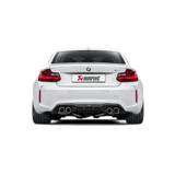 Evolution Line (Titanium) - BMW M2 F87
