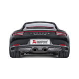 Akrapovic - 991.2 Carrera Slip-On Line (Titanium)