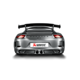 Akrapovic Sports Cup Line (Titanium) 991 RS