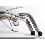 AWE Tuning Audi R8 4.2L Straight Pipe Exhaust