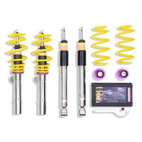 KW Coilover Variant 3 inox - Audi 8V - With Eliminator Kit