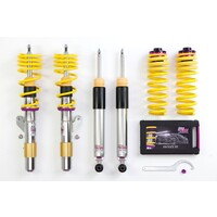KW Coilover Variant 3 inox BMW 4 Coupe (F32, F82)  (07/2013-) F32, F82 Coupe