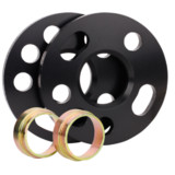 Wheel Spacer System DZ 10mm Axle 5x114,3 / 66,1mm