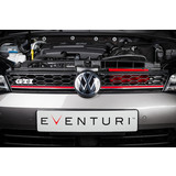 Eventuri Golf MK7 GTi, R - Audi S3 2.0 TFSI - Full Black Carbon Intake Full Black Carbon Intake