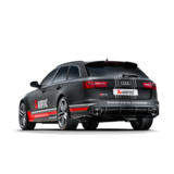 Akrapovic Evolution Line (Titanium) for Audi RS6 Avant